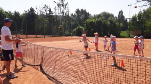 Zajęcia sportowe - Tenis