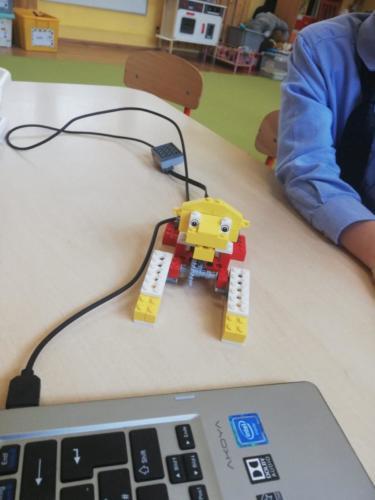 Roboty - kodowanie