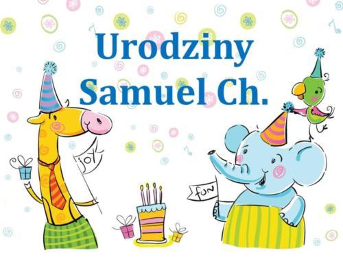 Urodziny - Samuel Ch.